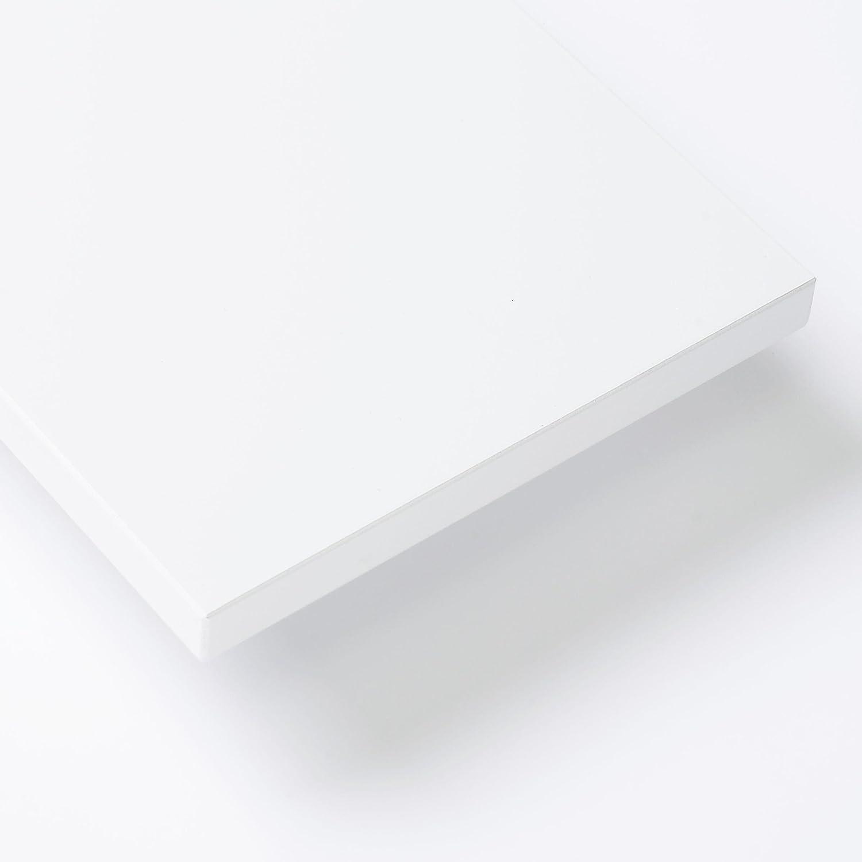 String Fachböden Fachböden Fachböden 3er Set 78x30cm, weiß 33dad8