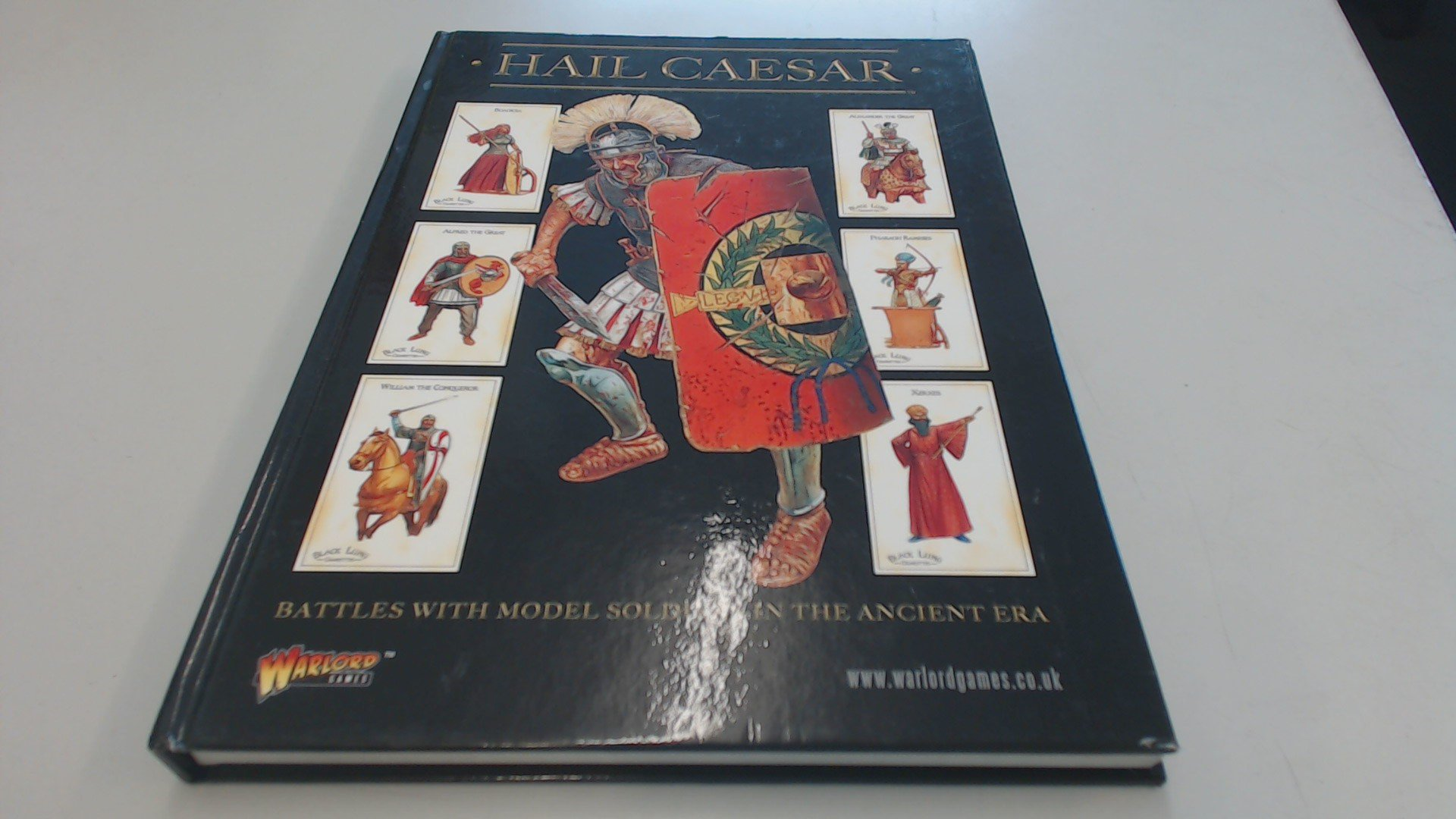 Hail Caesar: Battles with Model Soldiers in the Ancient Era