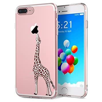 coque iphone 8 girafe