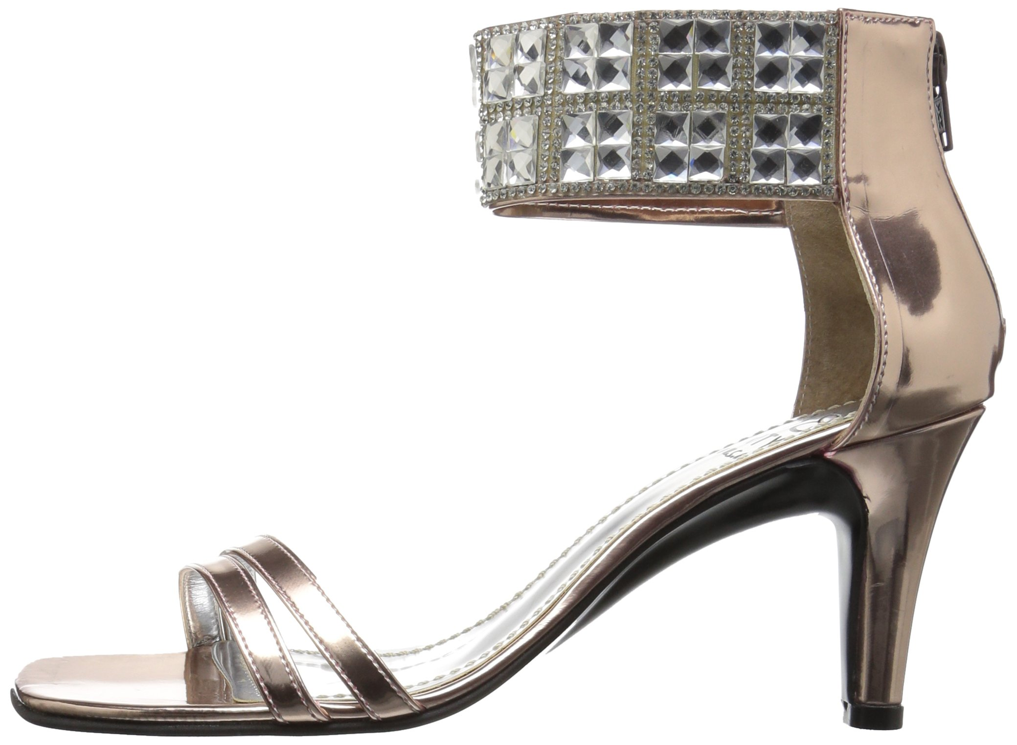 Love & Liberty Women's Scarlett-Ll Dress Sandal, Rose Gold, 9 M US by Love & Liberty (Image #5)