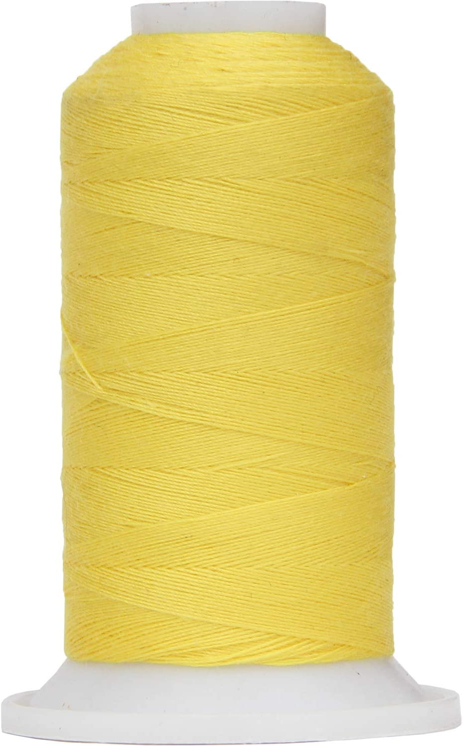 600m Neon Yellow 50S//3 Threadart Polyester All-Purpose Sewing Thread