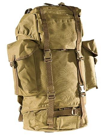 1e14db0981 Zaino Esercito Da Trekking - 65 Litri - Vari Colori - 65 Litri, Coyote:  Amazon.it: Sport e tempo libero