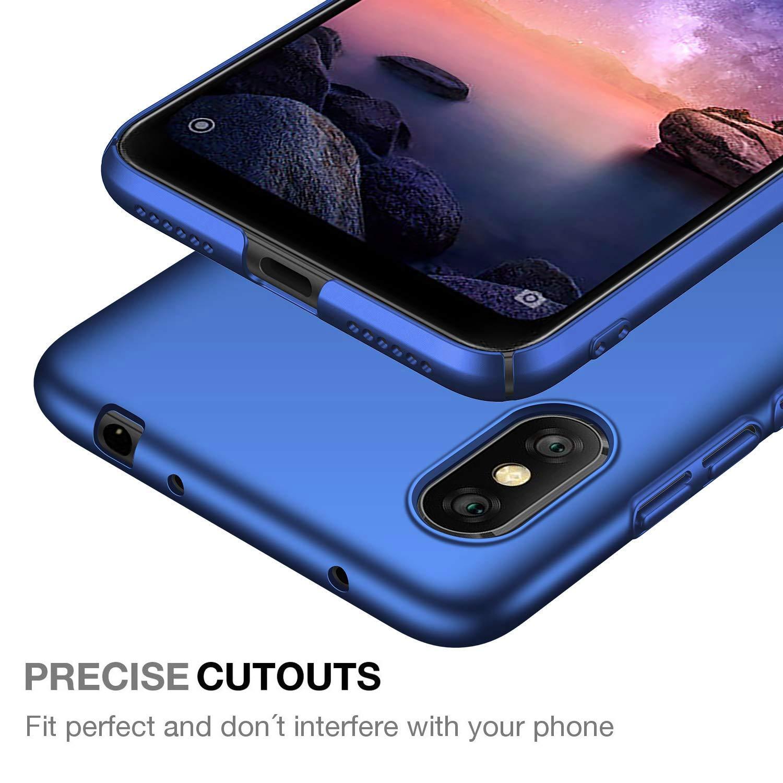 Amazon.com: Toppix - Carcasa rígida para Xiaomi Redmi Note 6 ...
