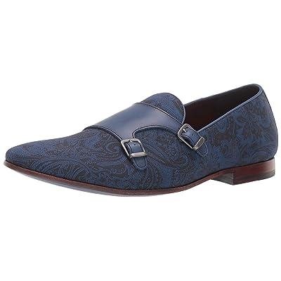 Tallia Orange Men's Ermino Monk-Strap Loafer | Shoes