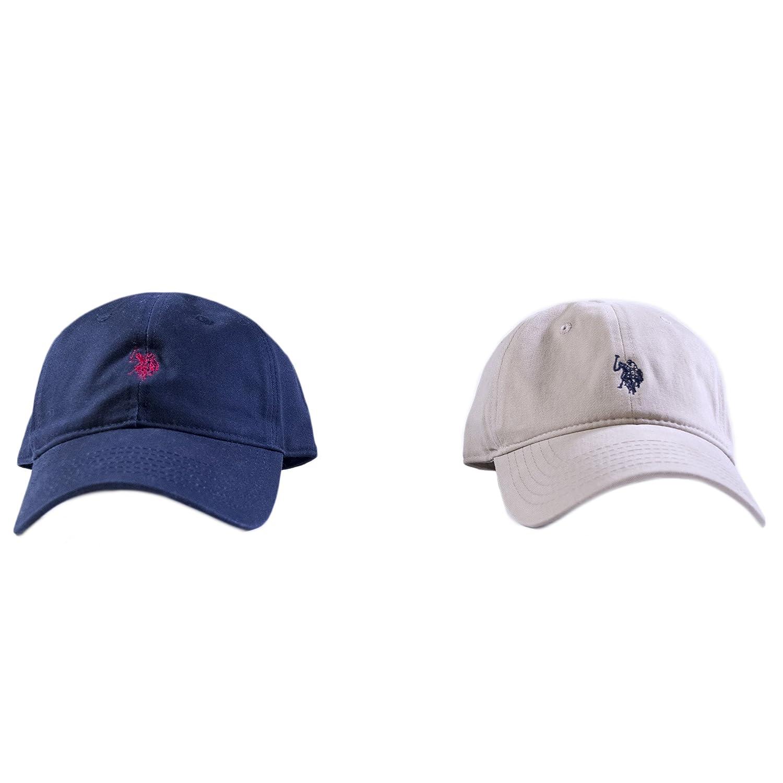 000ccee20cb U.S. Polo Assn. Men s Washed Twill Baseball Cap