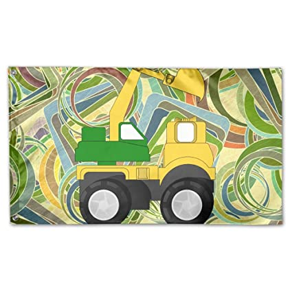 Construction Equipment Banners Group Banners