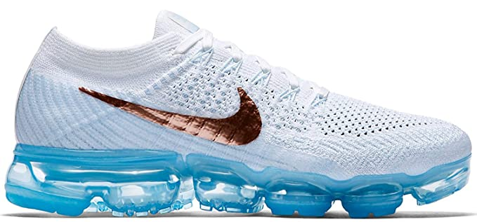 26a269b492 Image Unavailable. Image not available for. Color: Women's Nike Air  VaporMax Flyknit Running Shoe ...