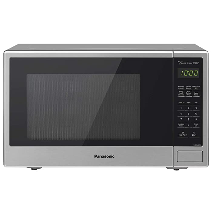 Top 10 Panasonic Countertop Microwave Oven With Genius Sensor Cooking