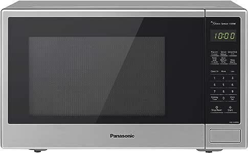 Amazon.com: Horno microondas Panasonic para encimera con ...