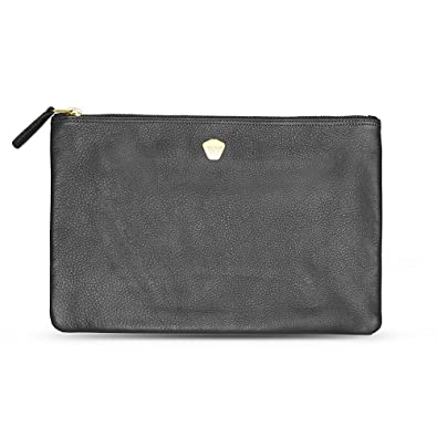 80aa216a3b2c Holly   Tanager Women s Sidekick Mini Clutch Black Pewter  Handbags ...