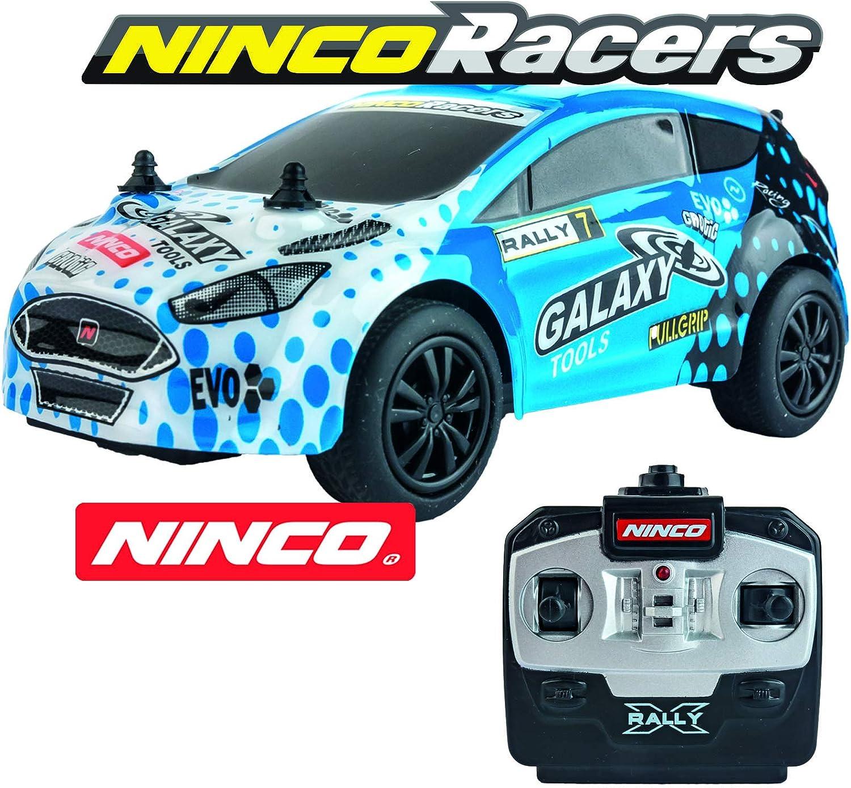 Ninco- Nincoracers X Rally Galaxy Coche, Multicolor (NH93143) , color/modelo surtido
