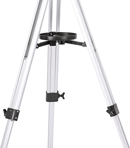Bresser Telescope Pollux 150//750 with Equatorial EQ3 Mount and with Solar-Filter for Safe Sun observing