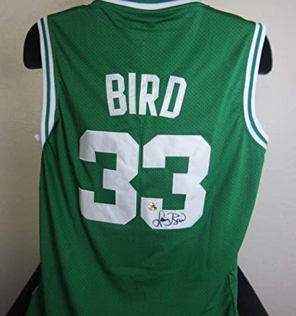 6c8f1d98462 LARRY-BIRD-AUTOGRAPHED-SIGNED-BOSTON-CELTICS-JERSEY-BIRD-HOLOGRAM ...