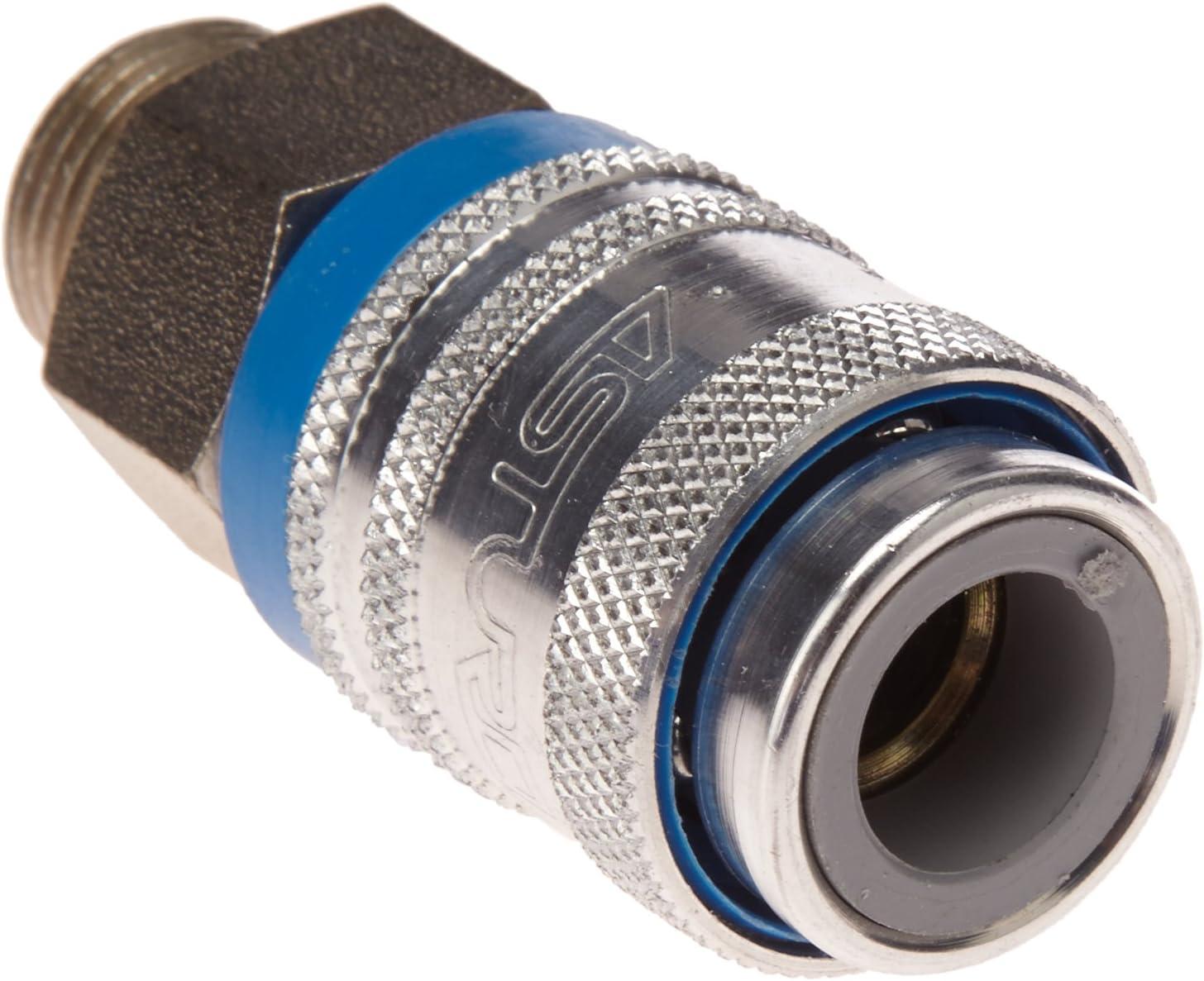 Mecafer 156320 Schnellkupplung Metall Universell 3 8 M Baumarkt