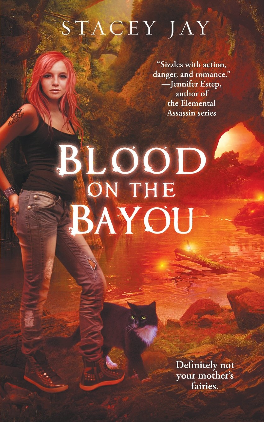 Blood On The Bayou (annabelle Lee): Stacey Jay: 9781476740935: Amazon:  Books