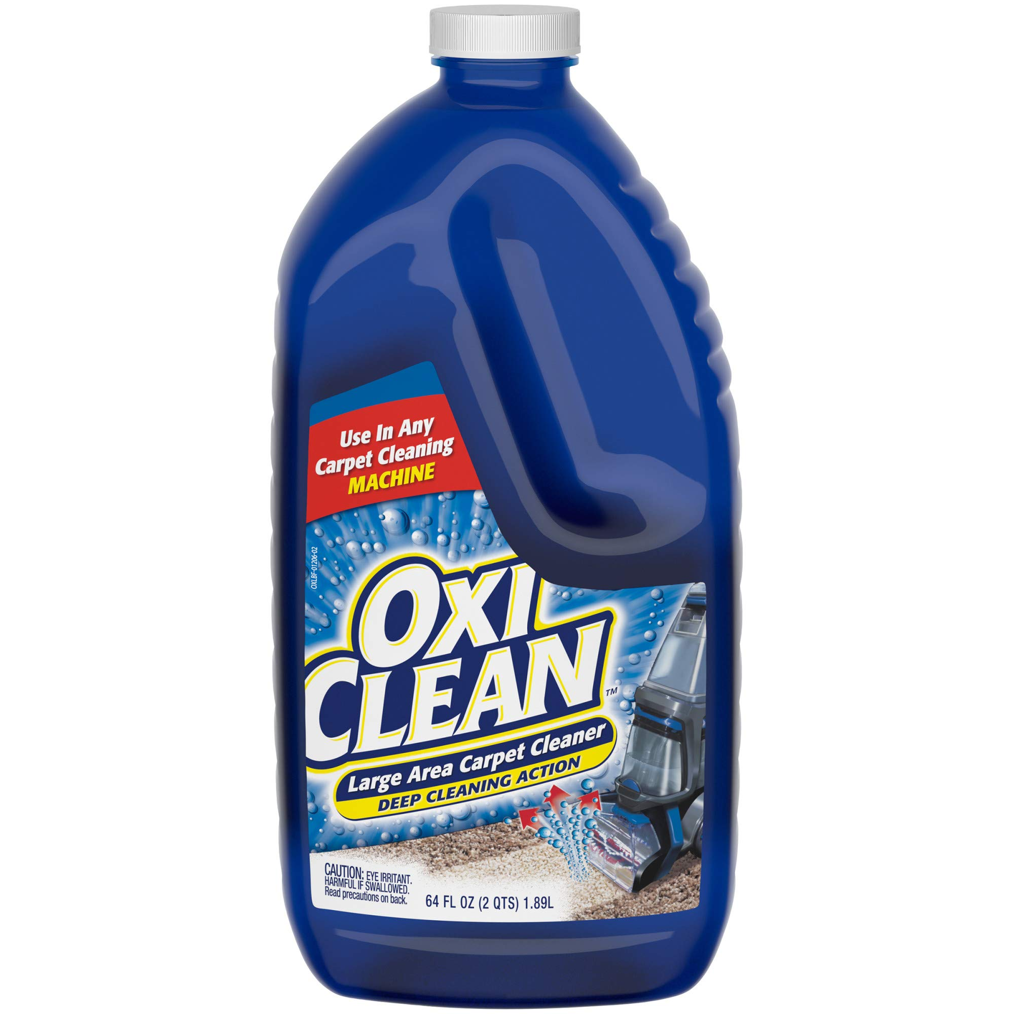 OxiClean Large Area Carpet Cleaner, 64 oz. by OxiClean