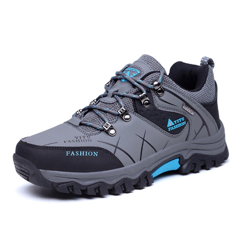 Bergsteiger Schuhe Männer Anti-Slip Winddicht Stretchy Leistung Freizeit Sport Stilvolle Wanderschuhe Laufschuhe Freizeitschuhe Low-Top