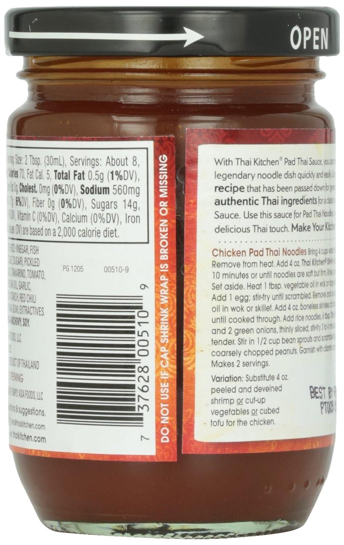 Amazon.com : Thai Kitchen Pad Thai Sauce, 8 oz : Grocery & Gourmet Food