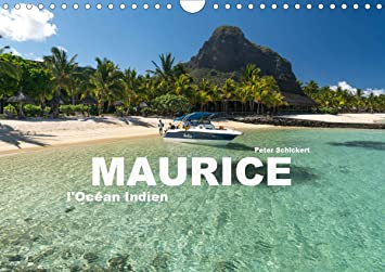 Amazon.: Maurice   l'Océan Indien (Calendrier Mural 2021 DIN