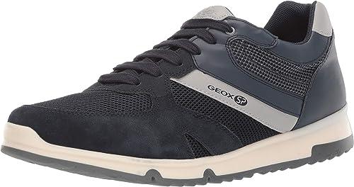 Geox Chaussures de Sport pour Homme U923XB 01422 U Wilmer C4064 Navy