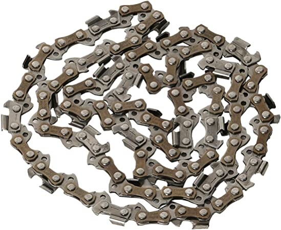 """New 18/"""" Chainsaw Saw Chain Blade 3//8/"""" LP .050 Gauge 62DL Replacement Saw Part"""