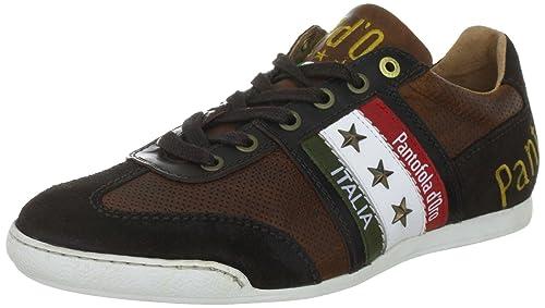 Pantofola Piceno D`oroAscoli Low Men4Sneaker UomoMarrone Qdrsht
