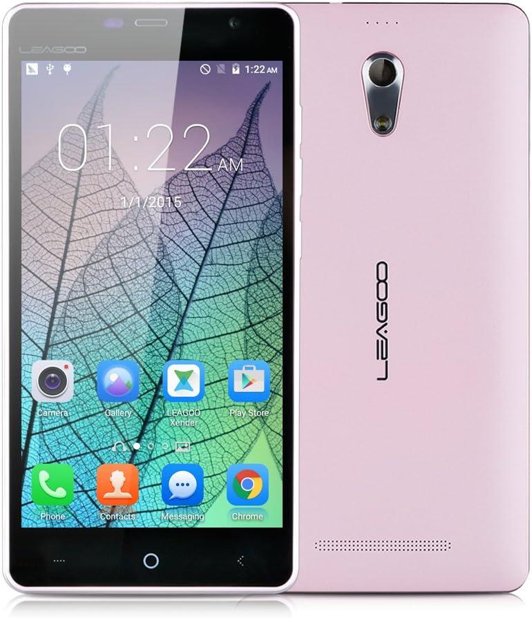 Leagoo Elite 4 - Smartphone Libre 4G Lte (Pantalla 5.0\