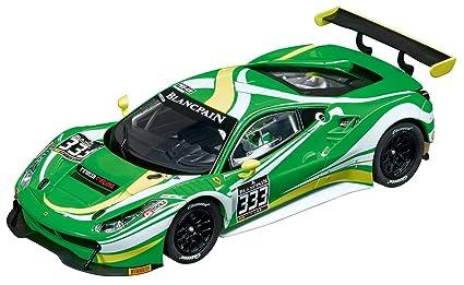 Carrera USA 20030847 Digital 132 Ferrari 488 GT3 Rinaldi Racing No.333 Slot Car Vehicle