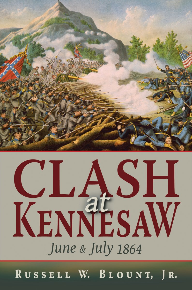 Clash at Kennesaw: June and July 1864 PDF