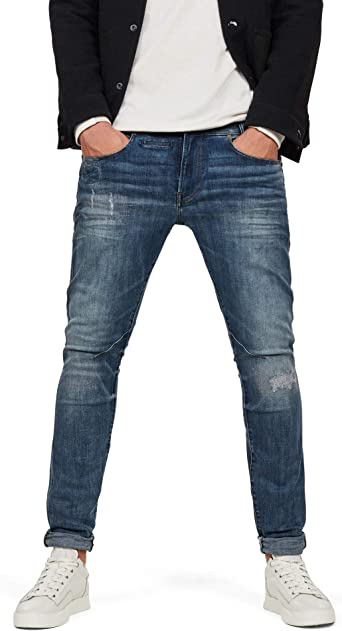 G-STAR RAW D-Staq 5-Pocket Skinny Jeans Uomo