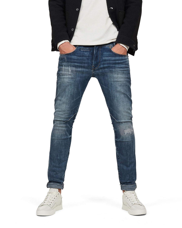 G-STAR RAW D-Staq 5-Pocket Skinny Jeans Uomo