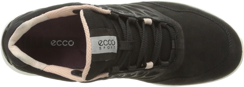 ECCO Exceed, Scarpe da Ginnastica Basse Donna Nero 2001black