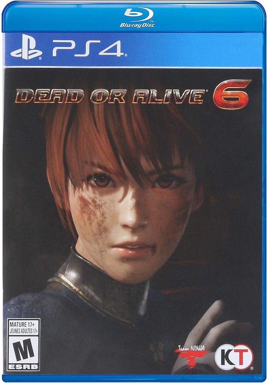 Amazon.com: Dead or Alive 6 - PlayStation 4: Koei Tecmo ...