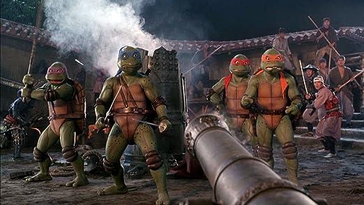 Turtles 3 - Ninja Turtles [Blu-ray] [Alemania]: Amazon.es ...