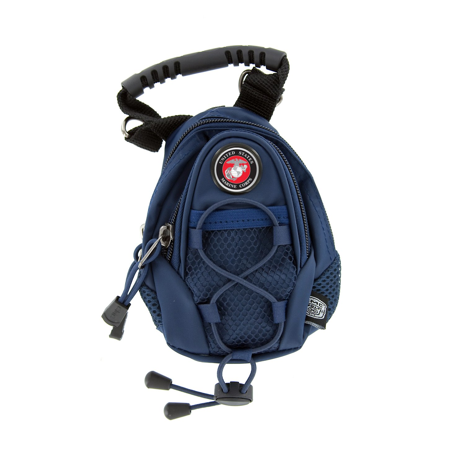 CMC Golf海兵隊Mini Day Pack B004WO0VLS レッド レッド