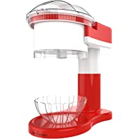 Classic Cuisine Shaved Ice Maker- Snow Cone, and Slushy Machine for Home Use
