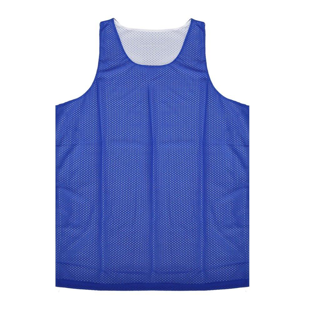 Basketball Jerseys Reversible Mesh Tank TopTie Mens Tank Top Lacrosse Jersey