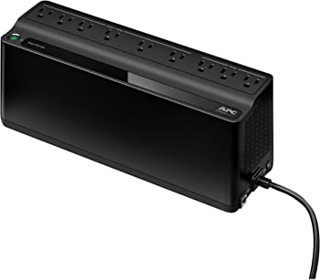 APC BN900M 480W 9-Outlets Battery Backup & Surge Protector