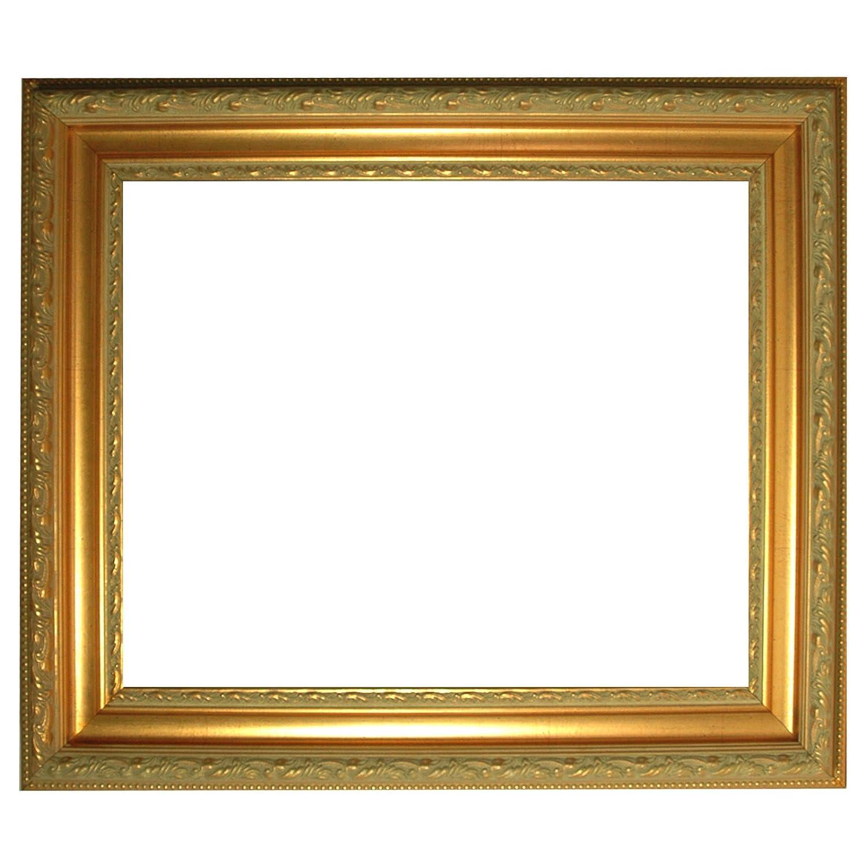 Barockrahmen Gold Fein Verziert 837 ORO, Leerrahmen 50x70 cm: Amazon ...
