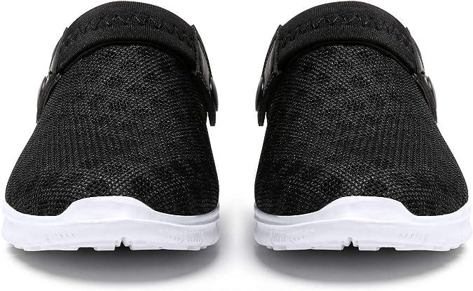 Unisexe Chaussures Sabots Respirant Ferm/é Chaussures de Jardin D/Ét/é Amants Pantoufles Plage Sandales Hommes Femmes Piscine Sandales Chaussons