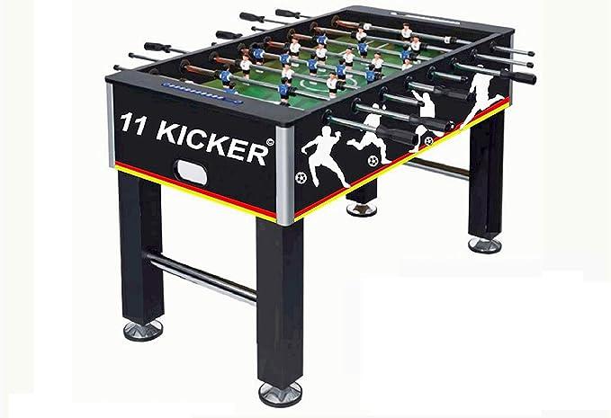 IZZY SPORT 11 futbolín futbolín – Mesa, tamaño: 137 x 75 x 87 cm ...