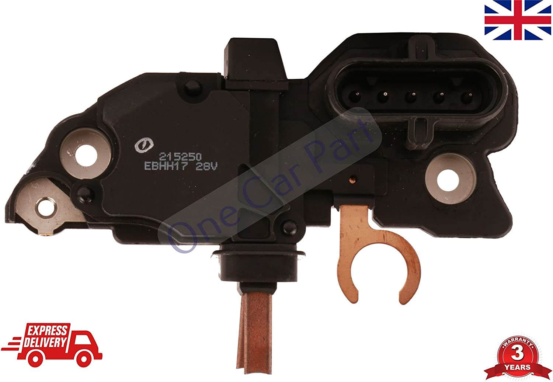 Axor Atego Actros 2003 - Regulador alternador (24 V, tipo Bosch)