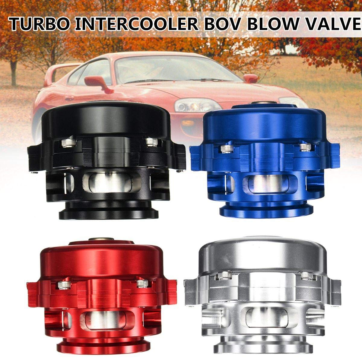 AIR INTAKE FAN B Turbo Supercharger Turbonator Charger Gas Fuel Saver for TOYOTA