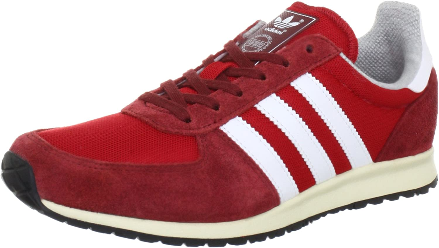 adidas Originals Adistar Racer, Baskets mode homme Rouge