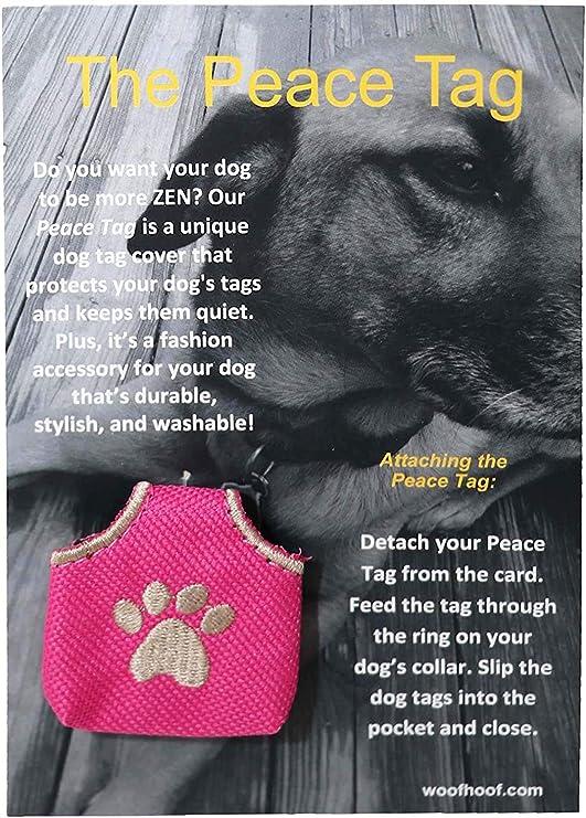 Dog ID Tag Folk Dog Tag Custom Pet Tag Southwestern Style Owl Dog Tag Double Sided Personalized Dog Tag Pet Tag
