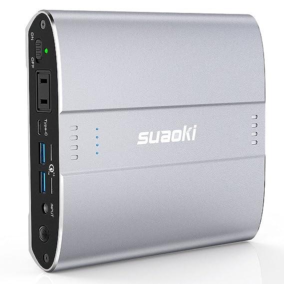 Amazon.com: Suaoki D100 Cargador Portátil AC Salida Power ...