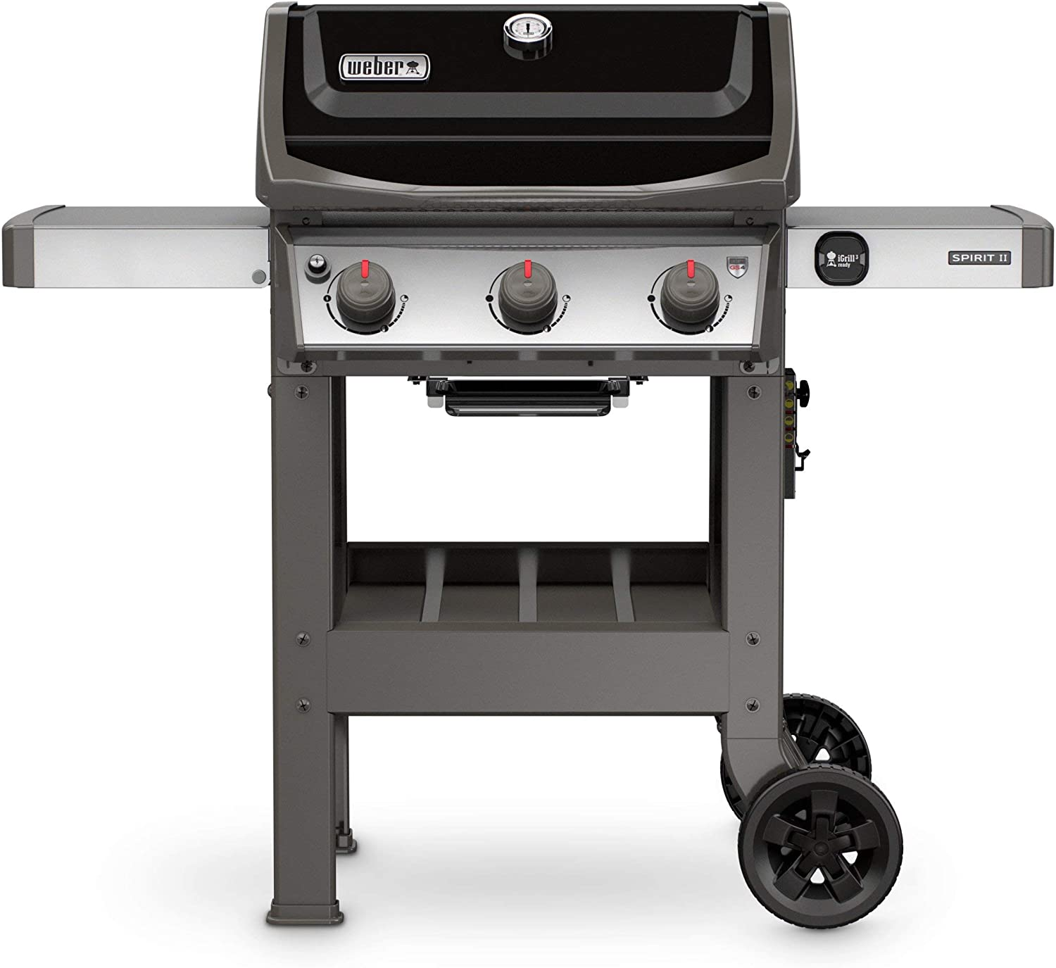 best three burner gas grill