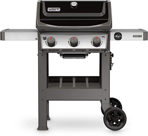 Weber 45010001 Liquid Propane Grill - The GS4 Grilling System