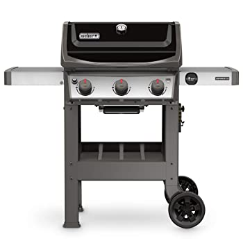 Spirit II 3-Burner Built-in Weber Gas Grill