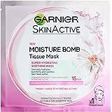 Garnier Moisture Bomb Camomile Tissue Mask 32g